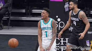 Malik Monk's and-one bucket helps Hornets secure improbable last-minute comeback win over Kings
