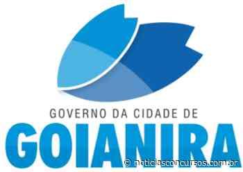Prefeitura de Goianira GO abre novo Processo seletivo - Notícias Concursos