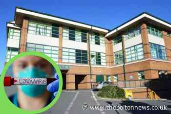 No new Covid deaths recorded at Bolton hospital