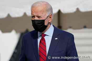 Biden criticised for falling short of Obama on transparency after failing to release White House virtual visitor logs