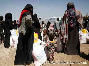 Condemnation for UK's 'inexplicable' cut to Yemen aid