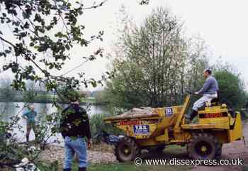 Reflecting on Bury St Edmunds Angling Association's days at West Stow Lake - Diss Express