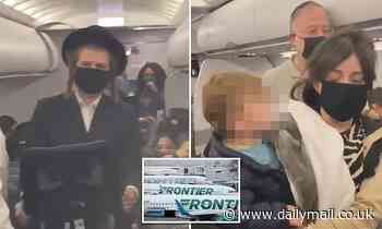Hassidic Jewish family of 22 says they were 'singled out' by airline who ordered them off plane