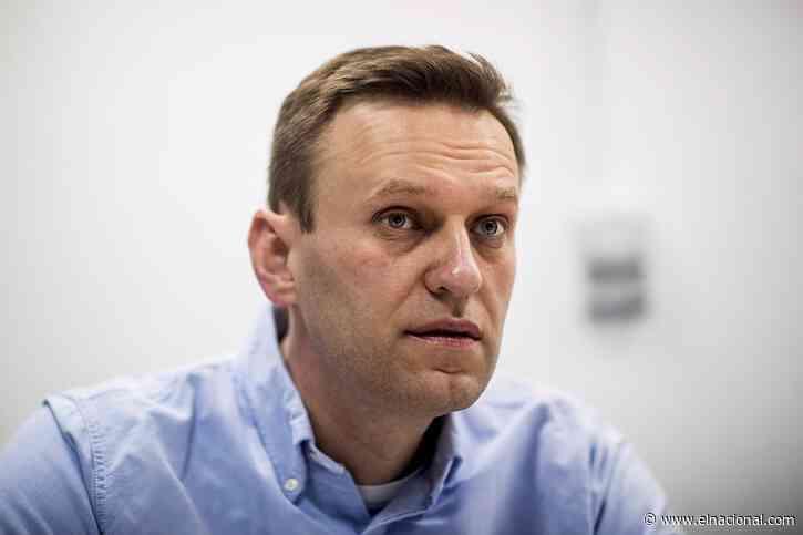 Relatoras de la ONU encontraron evidencias de que el gobierno ruso estaría implicado en el envenenamiento de Navalny