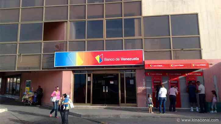 Estos son los bancos que prestarán servicio en la semana de flexibilización