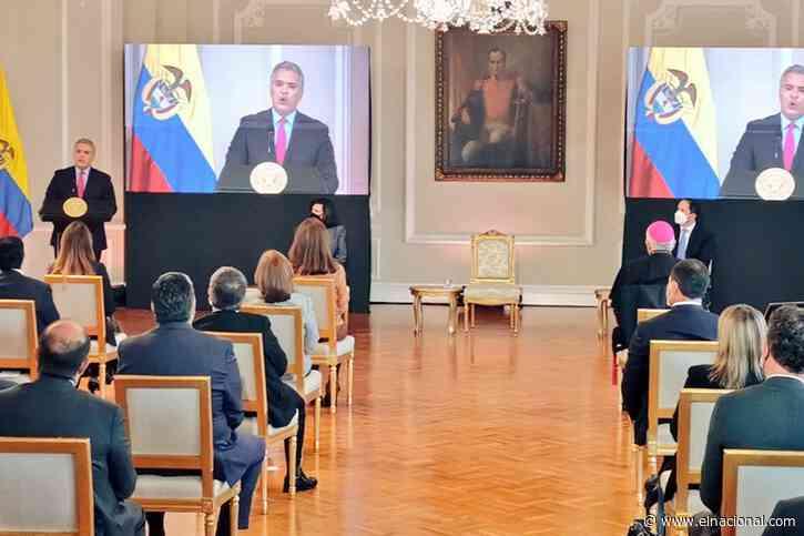 Iván Duque firmó decreto de creación del Estatus de Protección Temporal para venezolanos