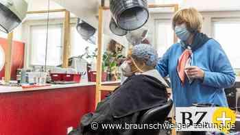 Wolfsburger Friseure haben beim Neustart gut zu tun