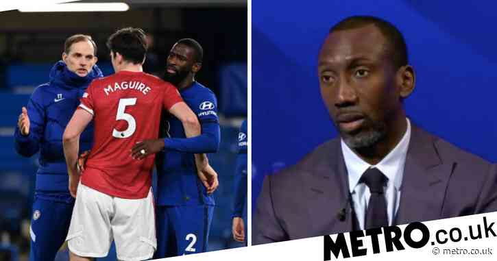 Jimmy Floyd Hasselbaink rates Chelsea's top-four chances after Manchester United stalemate