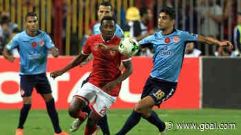 Al Ahly coach Mosimane reacts after Ajayi's goalscoring return in Egyptian Premier League