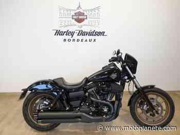 Harley-Davidson DYNA LOW RIDER S 2017 à 17500€ sur BEGLES - Occasion - Motoplanete