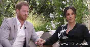 Meghan wears Diana's bracelet for Oprah interview alongside gift from Harry