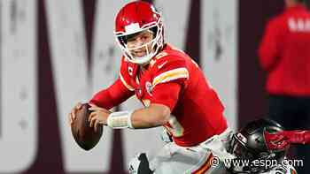 Chiefs hope Mahomes (toe) ready for minicamp