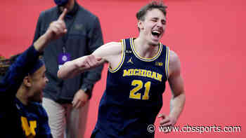 College basketball rankings: Michigan up to No. 2 in AP Top 25 poll after Baylor's first loss causes shake-up