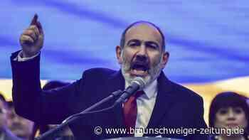 Armenien: Regierungschef bereit zu Neuwahlen