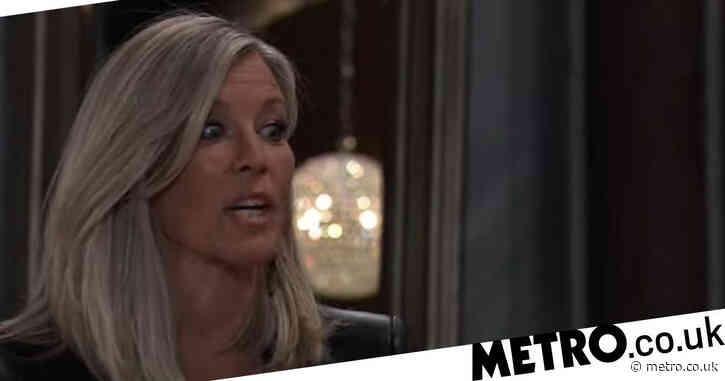 General Hospital spoilers: Drama hits the double wedding while Carly finds Nina's behavior intrusive