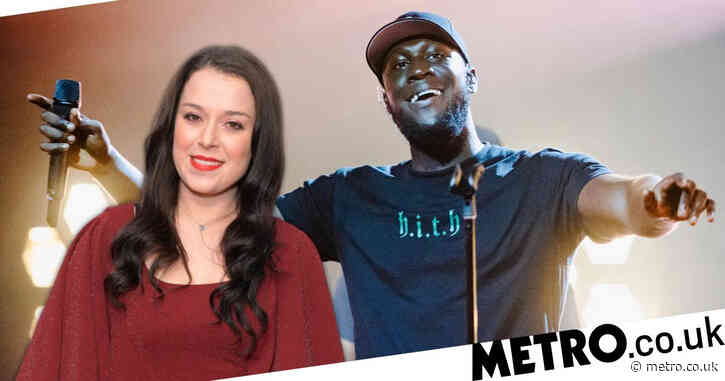 Dani Harmer had no clue who Stormzy was when he sampled her Tracy Beaker theme tune: 'I felt like a wally'