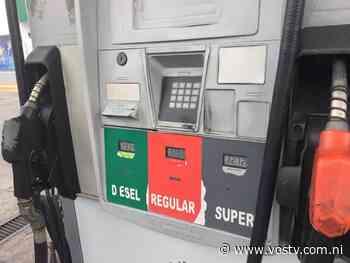 Litro de gasolina casi alcanza los 37 córdobas en Nicaragua • VosTV - VosTV