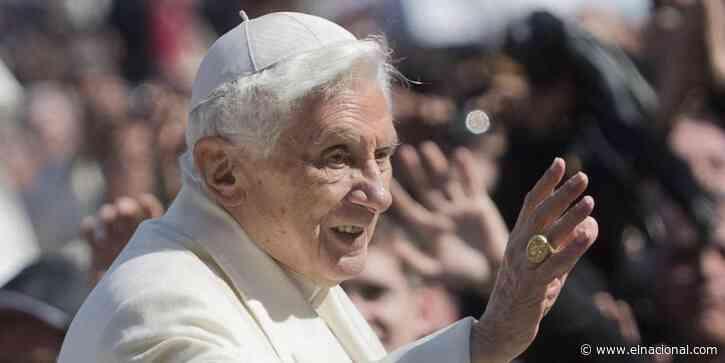 """""""No fue por un complot del Lobby gay"""": Benedicto XVI habla por primera vez sobre su renuncia"""