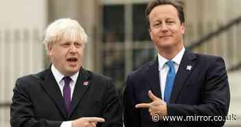 David Cameron tears into Boris Johnson - warning of 'mistake' over foreign aid
