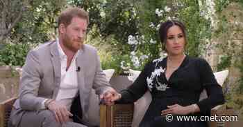 Oprah interview with Meghan and Prince Harry: Start time and what to know     - CNET