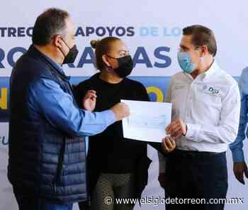 Crédito a la palabra en sector vulnerable de Guadalupe Victoria - El Siglo de Torreón