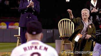Vi Ripken, mother of Hall of Famer and Orioles legend Cal Ripken Jr., dies at 82