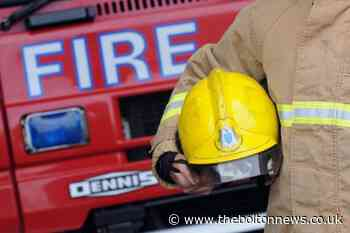 Warning after firefighters called to rubbish being burned in a garden