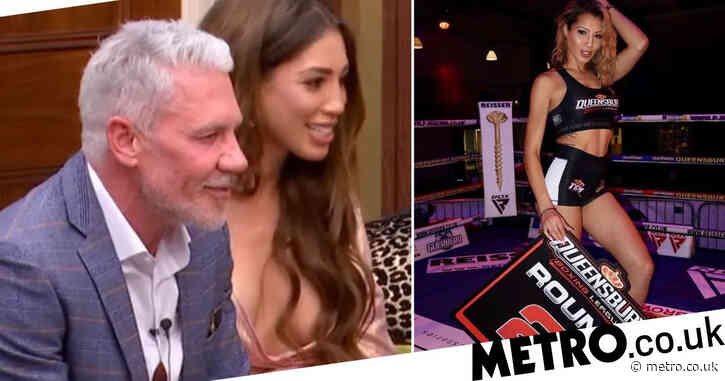 Celebs Go Dating contestant refused to turn down Wayne Lineker on camera as she lifts lid on series