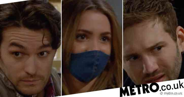 Emmerdale spoilers: Jamie Tate and Mackenzie Boyd's sick plan to make Gabby Thomas abort her baby revealed