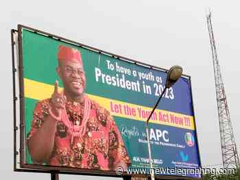 2023 Presidency: GYB posters flood Yenagoa, Port Harcourt, Warri - New Telegraph Newspaper