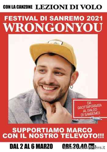 Da Grottaferrata a Sanremo: la favola di Wrongonyou, AKA Marco Zitelli - Casilina News