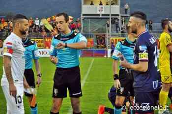 Pescara-Lecce, arbitra Robilotta di Sala Consilina - Leccezionale Salento