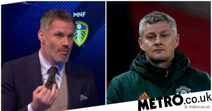 Manchester United need Harry Kane or Erling Haaland more than Jadon Sancho, says Liverpool legend Jamie Carragher