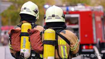Appell verurteilt Angriffe auf Feuerwehr in Sonneberg | MDR.DE - MDR