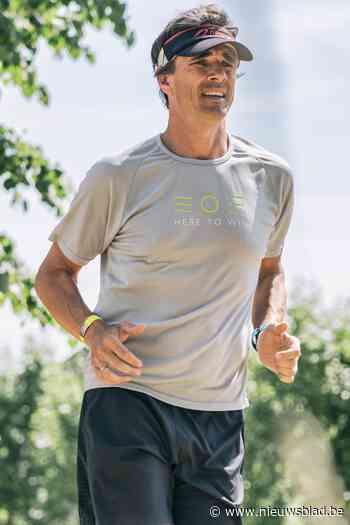 """Olivier Smekens en het goede doel: """"Triatlon laagdrempelig houden"""""""