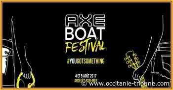 Argeles-sur-Mer - PYRÉNÉES-ORIENTALES - ARGELÈS - Le AXE BOAT FESTIVAL les 4 et 5 août 2017 - OCCITANIE-TRIBUNE