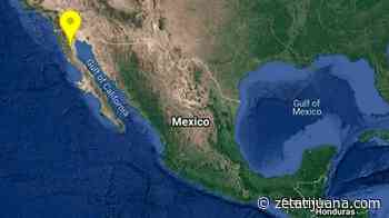 Sismo de magnitud 4.2, con con epicentro en San Felipe, Baja California - Zeta