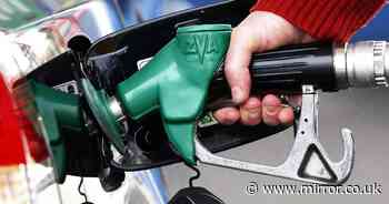 Fuel duty 'to be frozen' for tenth year in a row in Budget