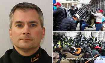 FBI is investigating if Capitol cop Brian Sicknick was sprayed with a chemical irritant