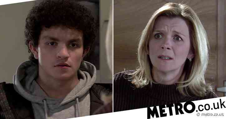 Coronation Street spoilers: Simon Barlow tells Leanne Battersby she will 'lose another son' in drugs drama