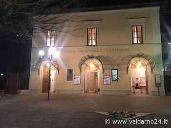 "Figline Incisa, la ""protesta luminosa"" del Teatro Garibaldi - Valdarno 24 - Valdarno24"