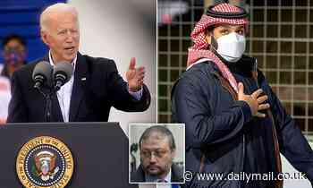 Jamal Khashoggi murder: Joe Biden 'reserves right to sanction Saudi Crown Prince Mohammed'