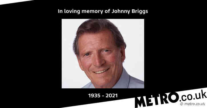 Coronation Street pays tribute to Johnny Briggs after dedicating episode to late actor after death