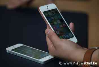 Politie rolt bende smartphone-dieven op in Vlaams-Brabant