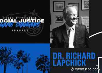 Social Justice Game Changer: Dr. Richard Lapchick
