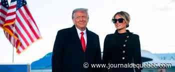 Donald et Melania Trump vaccinés (discrètement) en janvier