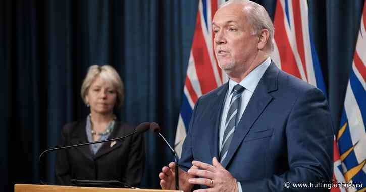 B.C. Residents Will Get 1st COVID-19 Vaccine Dose By July, As 2nd Doses Delayed