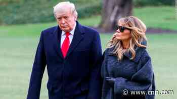 Donald and Melania Trump got vaccine at White House in January