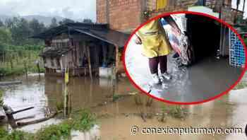 Fuertes lluvias dejaron graves afectaciones en varios barrios de Sibundoy, Putumayo - Conexión Putumayo
