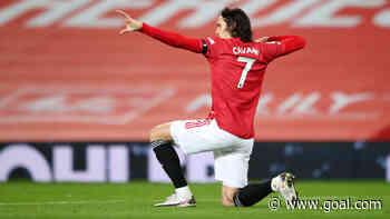 Cavani at his peak is the striker Manchester United need - Hughes